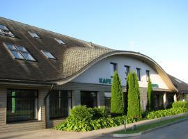 贝兹卡尔尼酒店, Bauska