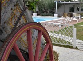 Hotel Giardino Giamperduto, Bernalda