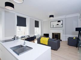 Destiny Scotland - Hill Street Apartments, Edinburg