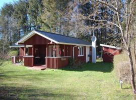 Holiday home Fløjlsanden A- 1181, Gjøl