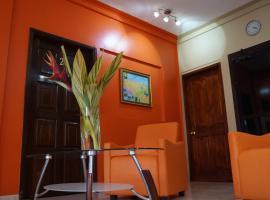 里约米克斯住宿加早餐旅馆, San Pedro Sula