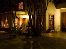 菲尼威旅馆, 比勒陀利亚
