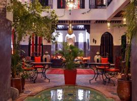Riad La Porte Rouge, مراكش