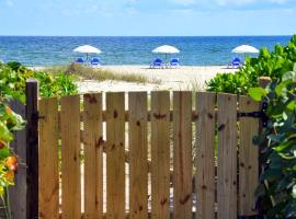 维洛海滩汽车旅馆, 维洛海滩