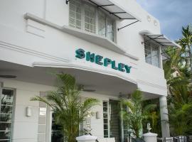 فندق ذا شيبلي, شاطئ ميامي