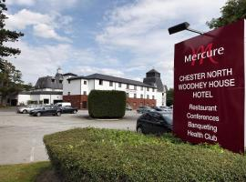 Mercure Chester North Woodhey House Hotel, Little Sutton