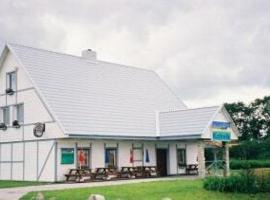 Hostel Caravan, Jüri