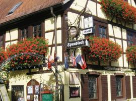 Spundloch- das Hotel & Weinrestaurant, Veitshöchheim