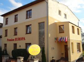 Pension Europa, Prag
