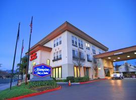Hampton Inn & Suites Mountain View, Mountain View