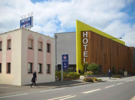 Inter-Hotel De La Chaussairie, Chartres-de-Bretagne
