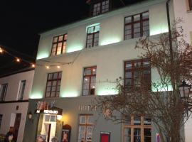 莱茵哈德酒店, 维斯马