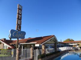 Capri Motel, סנטה קלרה