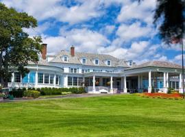 Stockton Seaview Hotel and Golf Club, Galloway