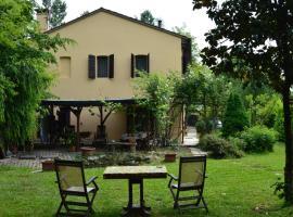 La Villa delle Rose near Venice, Trebaseleghe