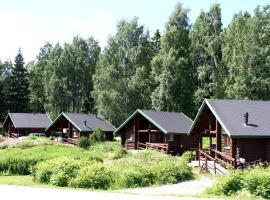 赫尔辛基拉斯提拉露营酒店, 赫尔辛基