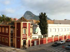 玛格丽塔旅馆, 拉利内阿-德拉康塞普西翁