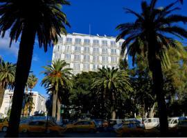فندق لا ميزون بلانش, تونس