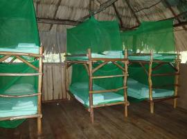 Yaxche Jungle Camp, Good Living Camp