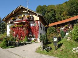 Pension Schwarzenbach