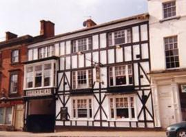 The Queens Head Hotel, Ashby de la Zouch