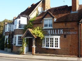 Miller of Mansfield, Goring