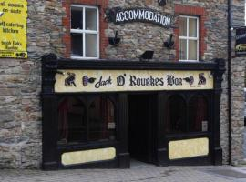 Jack O'Rourke's Bar & Accommodation, Abbeyfeale