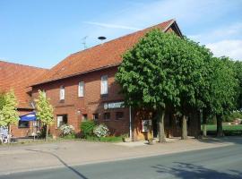 Hotel Vier Linden, Lüdersfeld