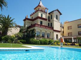 Hotel Hostal del Sol, Sant Feliu de Guixols