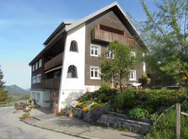 Ferienhaus Nussbaumer, Sibratsgfäll