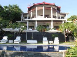 莉莉别墅酒店, 乌明亚