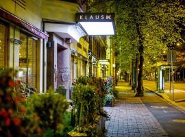 فندق كلاوس كيه, هلسنكي