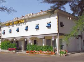Hotel Aurora, تريفيزو