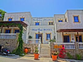 Blue Bay Hotel, Skála