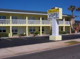 代托纳海滩1号一室公寓汽车旅馆
