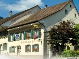 Gasthof Ochsen, Langenbruck