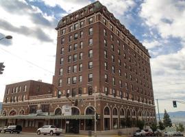 Finlen Hotel and Motor Inn, Butte