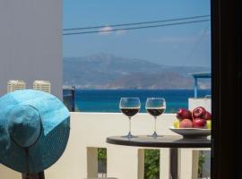 Villa Christine, Agia Anna Naxos