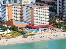Ramada Plaza Marco Polo Beach Resort, Sunny Isles Beach