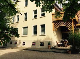 海恩斯坦旅馆, 黑森奥尔登多夫