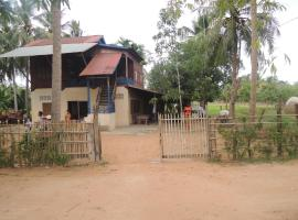 Coconut Homestay by Living Cambodia, סיאם ריפ