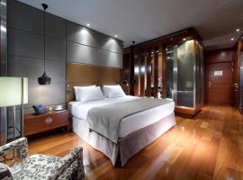 马德里塔欧洲之星酒店