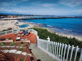 海洋与沙滩旅馆