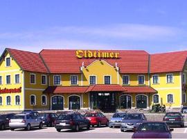 Oldtimer Motorhotel Guntramsdorf, Guntramsdorf