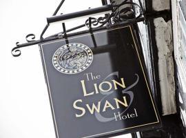 狮子天鹅旅馆, 康格尔顿