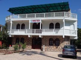Ela Hotel, حصار أونو