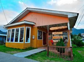 Lafquen Antu Hostal-Restaurant, Puerto Cisnes