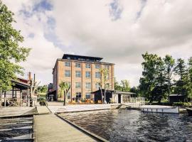 Nääs Fabriker Hotell & Restaurang, Tollered
