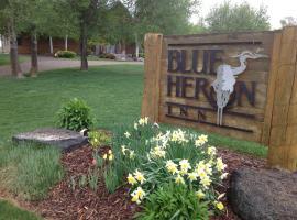 Blue Heron Inn Bed and Breakfast, Lorenzo