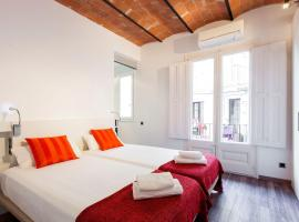 AB Paral·lel Spacious Apartments, برشلونة